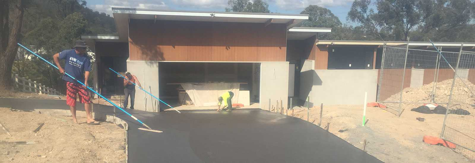 Concrete Driveways | Concreting Services
