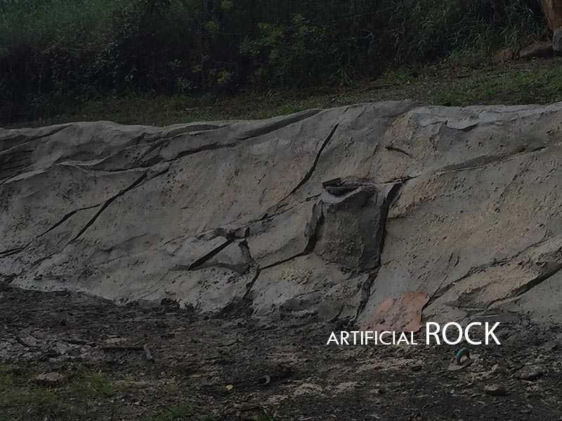 Full Throttle Concrete constructions - Concrete Artificial Rock