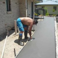Full Throttle Concrete constructions - Foothpath Construction