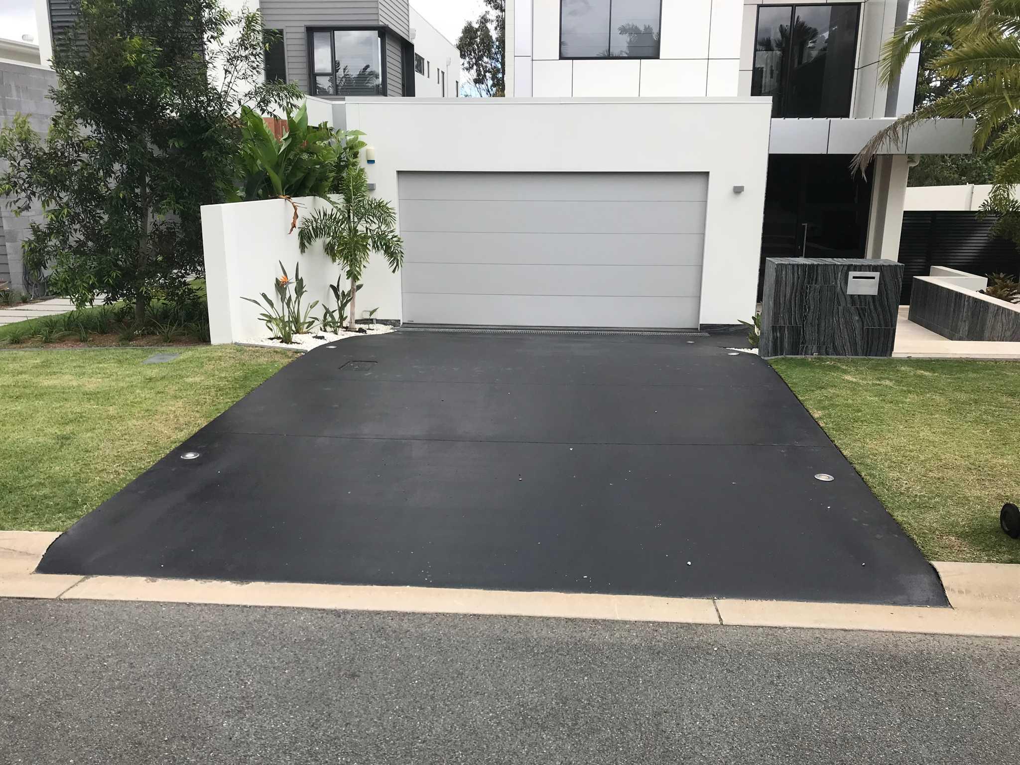 oxide driveway