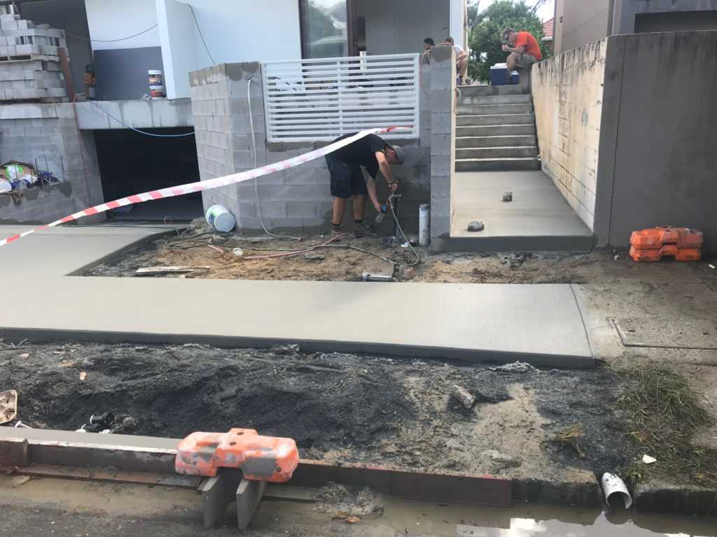 concreting Gold Coast