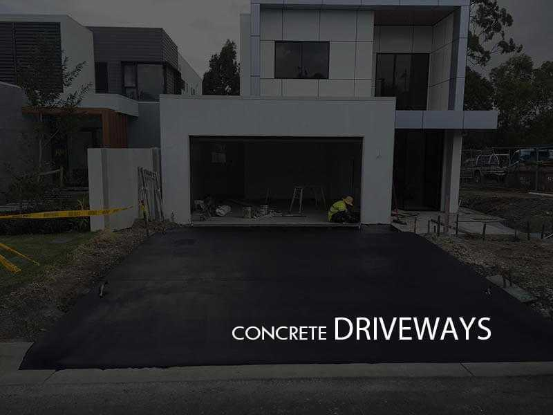Full Throttle Concrete constructions - Concrete Driveways Construction Services