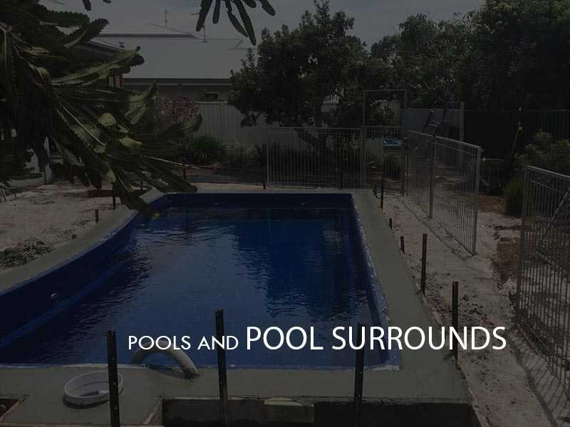 Full Throttle Concrete constructions - Pools and Pools Sorrounds